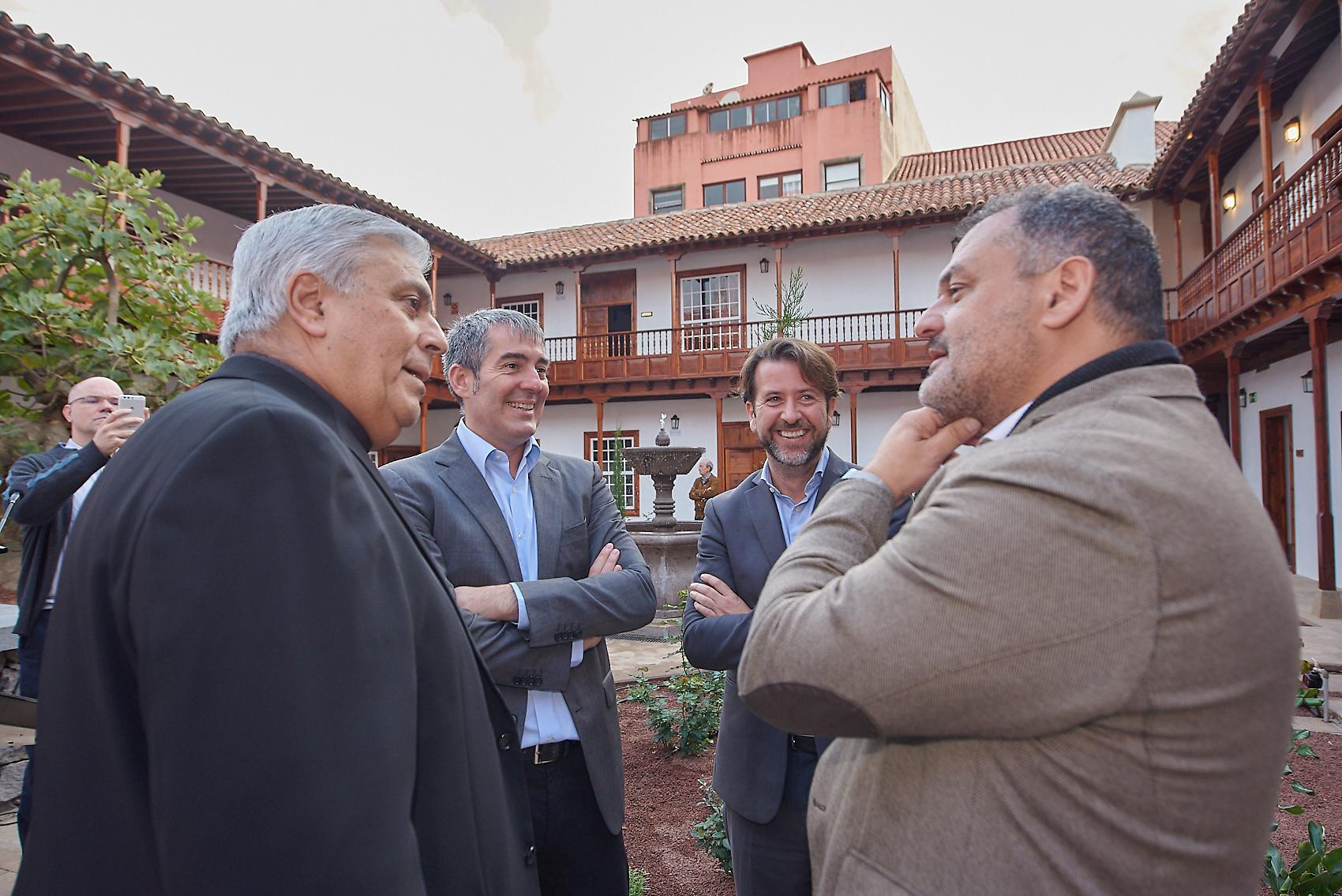 """La Laguna vive un """"renacimiento"""" con el Monasterio de Santa Catalina de Siena"""